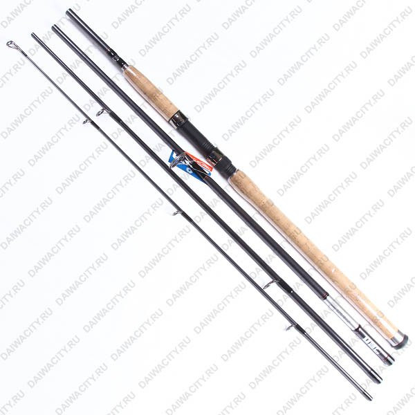 Удилище Daiwa Lateo 96ML 2,90/lure7-35g line8-16lb: характеристики