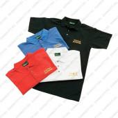 Рубашка поло красная Team Daiwa p L