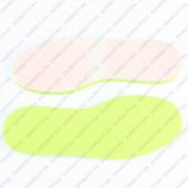Сменная подошва BP-130R дл. 26,5см 6538