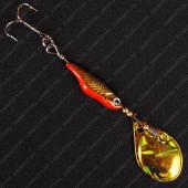 Silver Creek Spinner Z 1040C H-Black/Gold (0442)